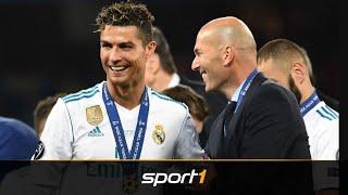 Wildes Gerücht! CR7 und Zidane bald wieder vereint? | SPORT1 - TRANSFERMARKT
