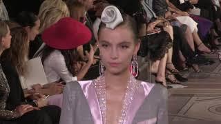 Giorgio Armani Privé Couture Fall Winter 2019 Paris