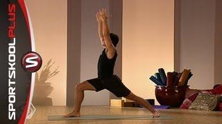 Yoga Vinyasa Flow Level 1 to 2 with Matthew Reyes