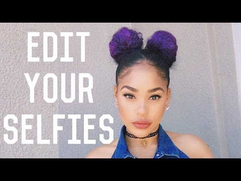 Photo Editing Apps that will have your selfie's looking FLAWLESS!