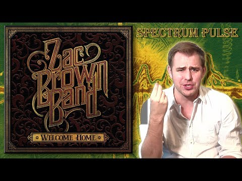Zac Brown Band – Welcome Home – Album Review