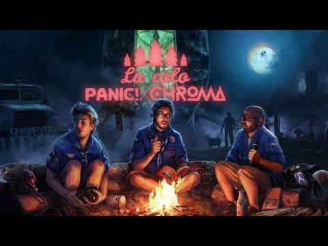 Bande annonce La Colo Panic! X Chroma | 4 - 8 juillet 2018