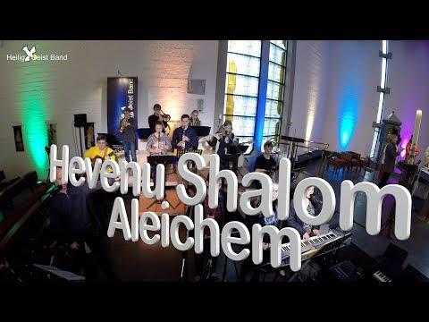 "Videoclip LIED 2 ""Hevenue Shalom Alechem"""
