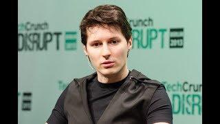 Павел Дуров  Все О Telegram.Выступление основателя.