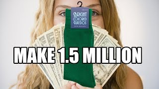HOW TO EARN 1MILLION DOLLARS IN 2 1/2 MINUTES