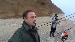 Рыбалка на азове в ноябре