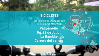 preview picture of video 'Diagnosi del Pla de Mobilitat de Terrassa 2015-2020'