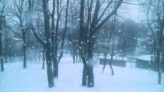 kolędujemy i biała zima  Miś i Margolcia