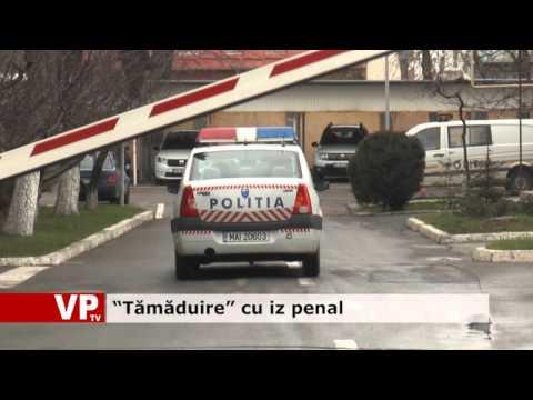 """""""Tămăduire"""" cu iz penal"""