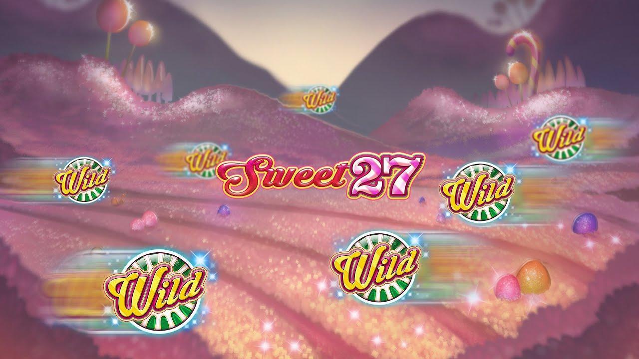 Sweet 27 från Play'n GO