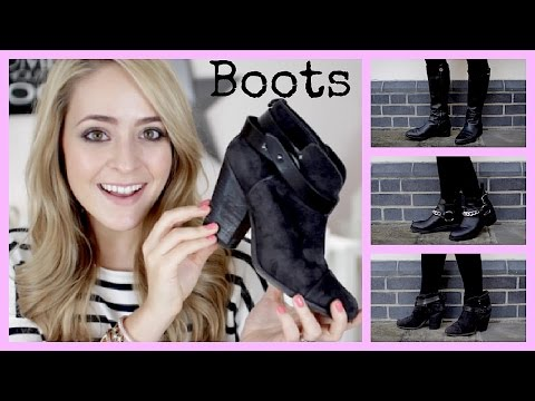 My Shoe Collection: Boots | Fleur De Force