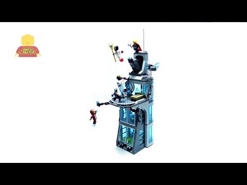 Vidéo LEGO Marvel Super Heroes 76038 : L'attaque de la tour des Avengers