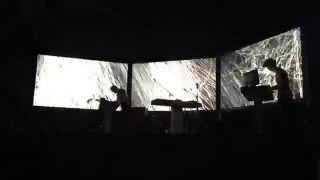 Traffic  Twist   Thom Yorke TMB At HOSTESS CLUB ALL NIGHTER 15082015 HD