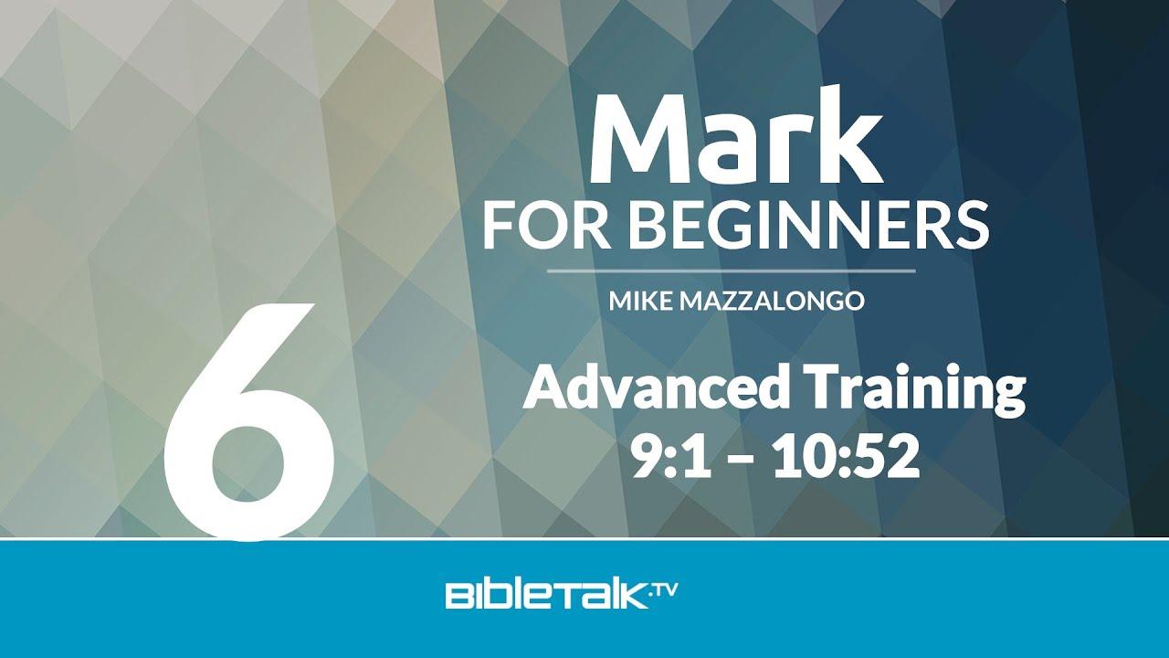 6. Advanced Training