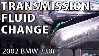 Bmw zf and gm automatic transmission fluid check and fill procedure bmw e46 how to change automatic transmission fluid fandeluxe Choice Image
