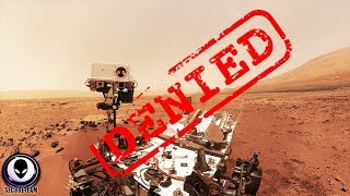 "Mystery ""Glitch"" BLOCKS Mars Rover Data From Earth.."