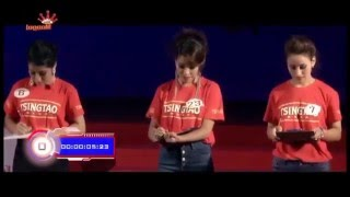 Miss Mongol Nepal-2015 Final Question Round (Official)