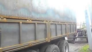 Кузов зерновоз на Камаз от А до Я    Купить кузов зерновоз   Кузов камаз зерновоз купить