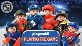 PLAYMOBIL Ice Hockey - Playing The Game