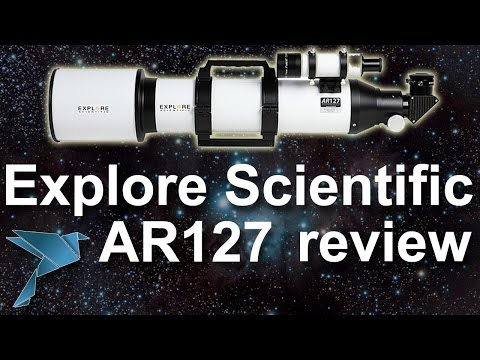 Explore Scientific AR127 Refractor Review