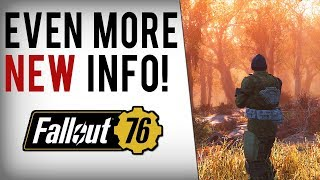 FALLOUT 76 NEW INFO! Beta Update, Player Quests, No Vehicles, Aliens, New Gameplay Features & More!