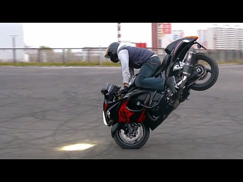 Hayabusa Stunt