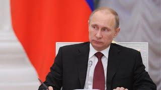 Владимир Путин проводит заседание Совета по развитию местного самоуправления