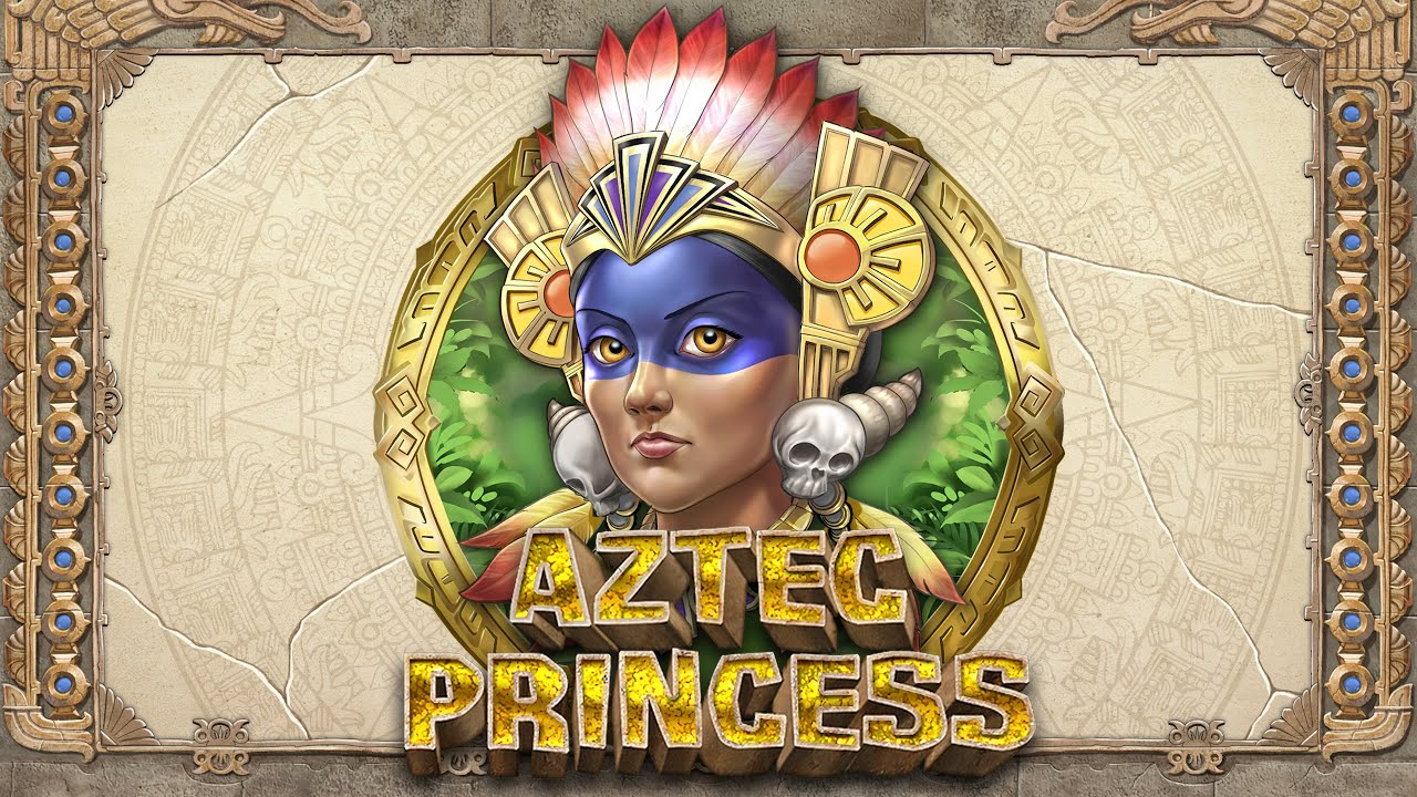 Aztec Warrior Princess från Play'n GO