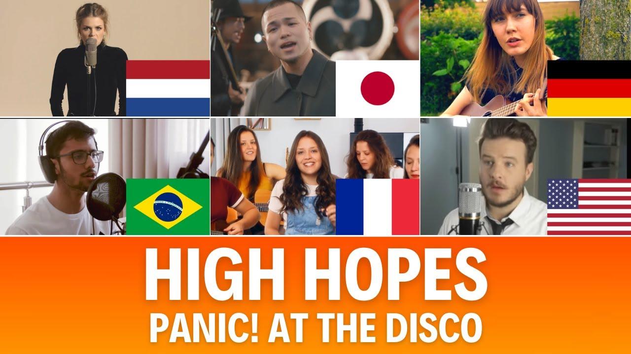 Quem Canta Melhor? Cover High Hopes (Alemanha, Brasil, Estados Unidos, França, Holanda, Japão)