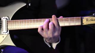 Guitar Lesson: Learn how to play the Beatles - Please Please Me (TG247)