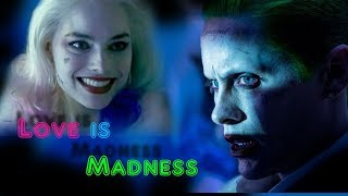 Joker & Harley | Love is madness