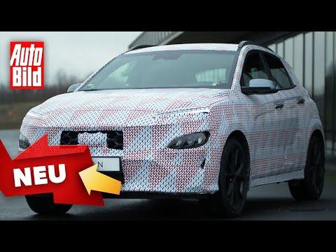 Hyundai Kona N (2021) |Mit dem 280 PS-Power-Kona auf dem Bilster Berg | Fahrt mit Alexander Bernt