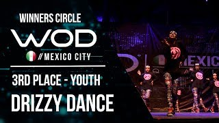 Dizzy Dance Studio | 3rd Place Youth Division | World of Dance Mexico City Qualifier | #WODMX17