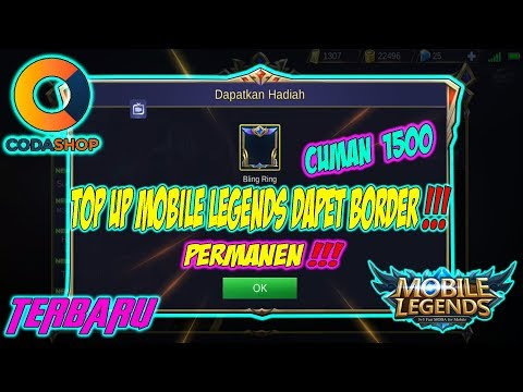 Cara Membeli Diamond Mobile Legends Di Codashop Bayar Lewat Pulsa