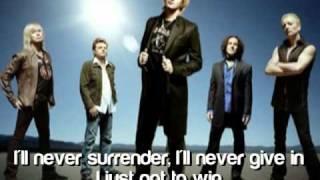 Undefeated by Def Leppard (HQ + lyrics)