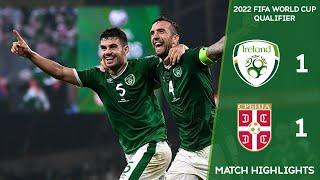 Ireland 1-1 Serbia Pekan 6
