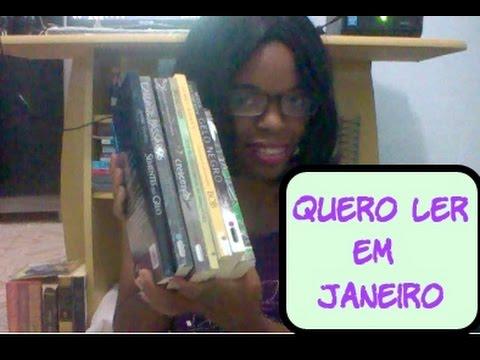 Leituras para Janeiro ( 2017) | Tudo Mix Total