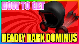 Deadly Dark Dominus Roblox Code Free Robux Promo Codes 2019 Not