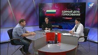 Кандидаты в депутаты по 6-му округу Константин Демидов и Елена Михайлова обсудили прошедшие выборы