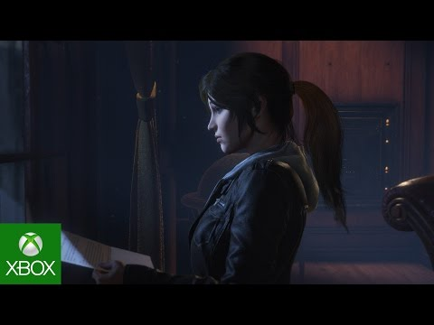 "Rise of the Tomb Raider: 20 Year Celebration ""Blood Ties"" Trailer thumbnail"