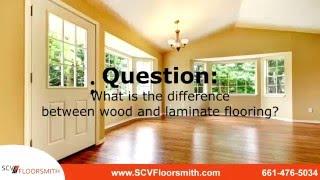 Laminate Wood Flooring in Santa Clarita