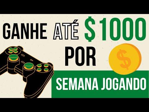Ganhe até $1000 por Semana Jogando no Celular | Ganhe Dinheiro Jogando | App Gamee
