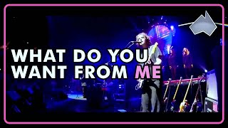 What Do You Want From Me Performed By The Australian Pink Floyd Show