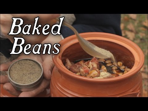 Baked Beans – 18th Century Cooking Series at Jas Townsend and Son