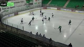 U-18 DP 25.2.2018 HK Olimpija – HK Slavija Junior 1:3