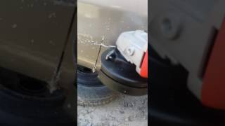 Milwaukee Tool Review The Base Level Angle Grinder Is A Joke