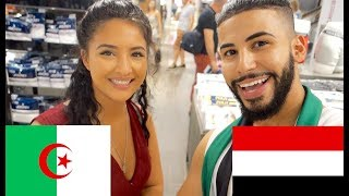 MY FIRST TIME EVER!!!! (FULL ARABIC VIDEO)
