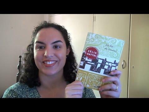 LIVRO: Jardim de Inverno (Grande Desafio do Culto Booktuber - setembro de 2016)