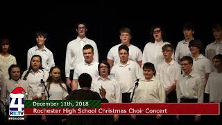 Rochester High School Christmas Choir Concert - 12-11-18