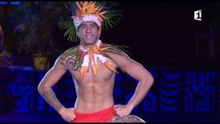Meilleur danseur PUPU TUHAA PAE - Tommy Tihoni - Heiva i Tahiti 2016